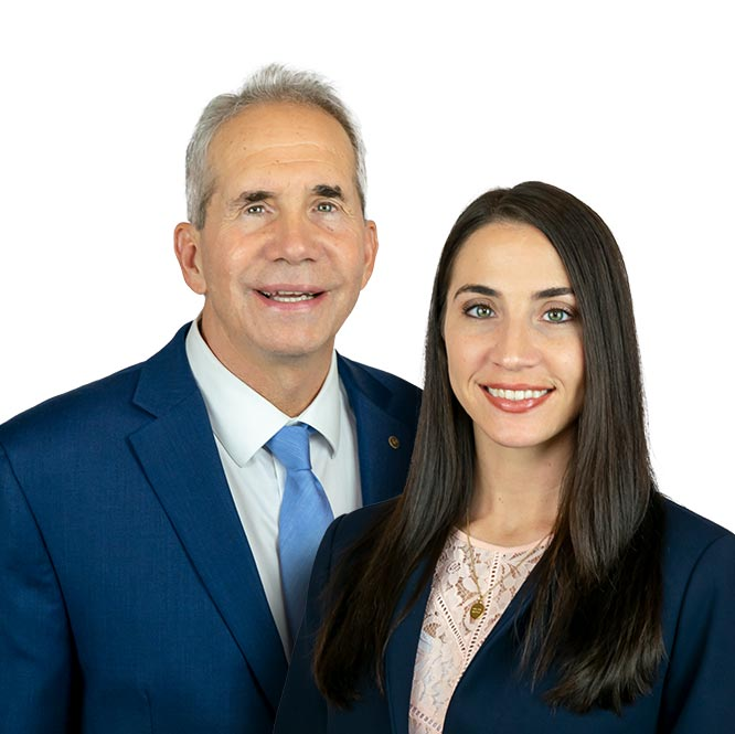Your Attorneys Mary Erney & Rob Erney
