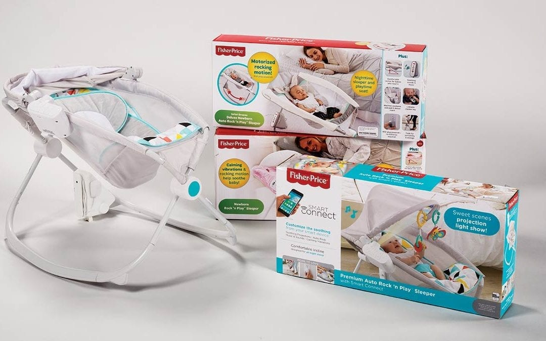 Fisher-Price Rock 'n Play Sleeper Should Be Recalled, Consumer Reports Says