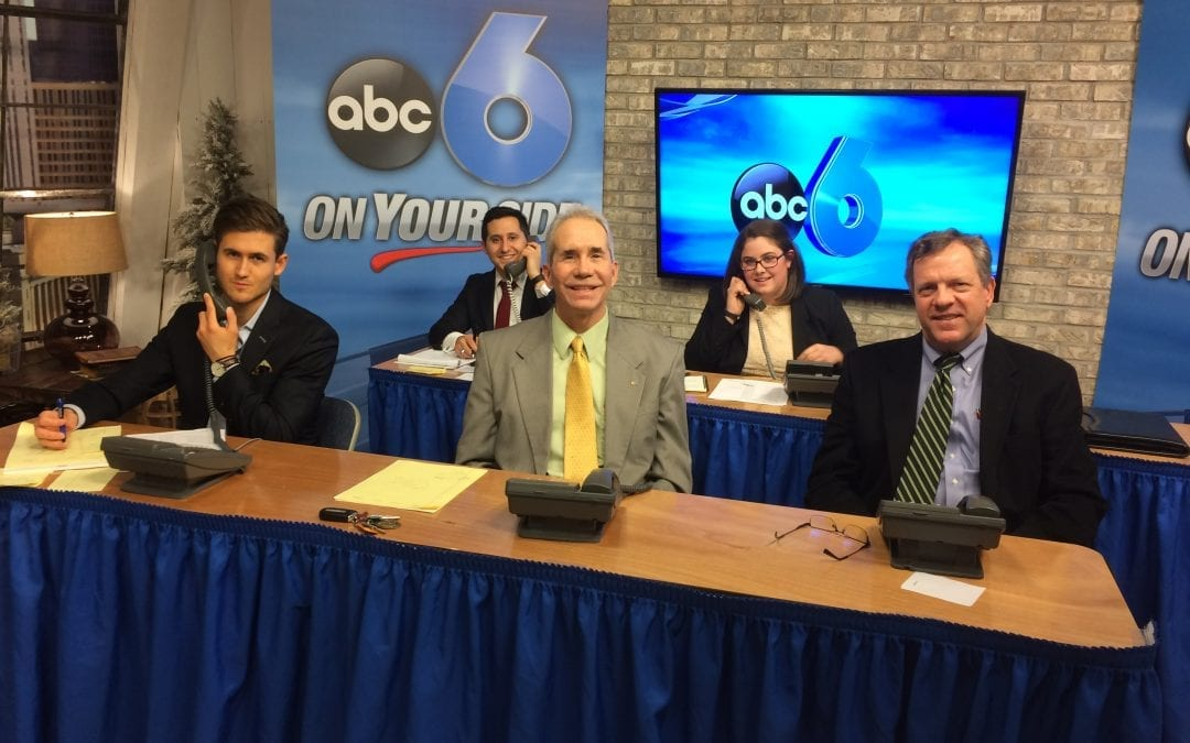 Rob Erney on ABC's Ask the Attorney
