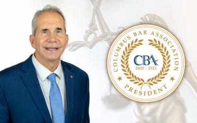 Robert D. Erney Elected President of the Columbus Bar Association