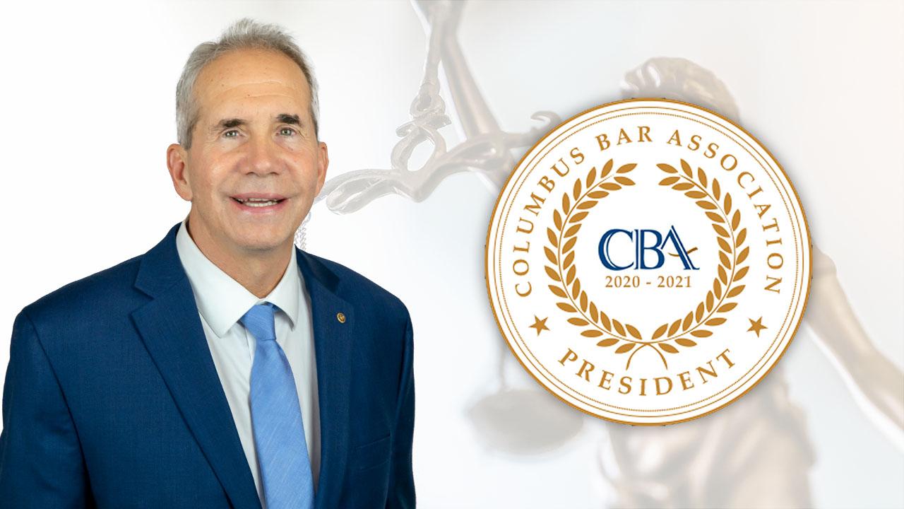 Robert D. Erney CBA President 20-21