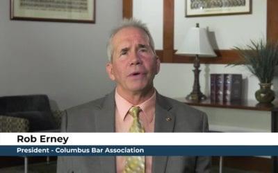 Columbus Bar Association President's Report | June