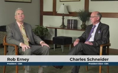 Columbus Bar Association President's Report | May